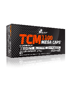 TCM MEGA CAPS - 120 gélules - Olimp Laboratories