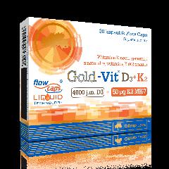 Gold-Vit D3+K2 - Olimp Laboratories