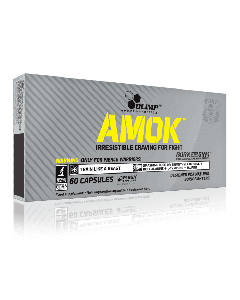 Amok Power Caps - Olimp Laboratories