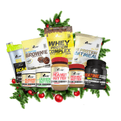 New Year's Supplement Pack - Olimp Laboratories