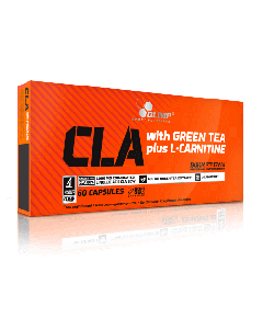 CLA & GREEN TEA PLUS L-CARNITINE - Olimp Laboratories
