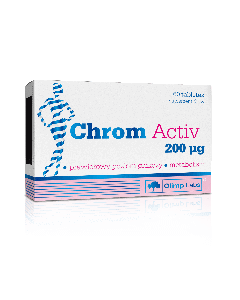 Chrom Activ 200 µg - 60 tabletek - Olimp Laboratories