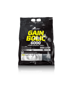Gain Bolic 6000 4kg truskawka PL,SE,DE,EN,FR,ES,IT - Olimp Laboratories