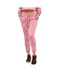 SPODNIE DRESOWE DAMSKIE - WOMEN'S PANTS DIRTY PINK - Olimp Laboratories