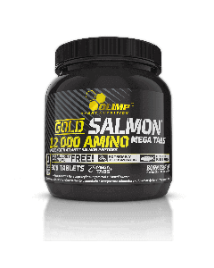 Gold Salmon 12000 Mega Tabs - 300 Tabletten - Olimp Laboratories