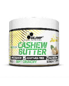 CASHEW BUTTER - 300 g - Olimp Laboratories