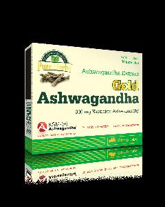 Gold Ashwagandha - 30 kapsułek - Olimp Laboratories