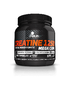 Creatine 1250 Mega Caps - 400 gélules - Olimp Laboratories