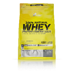 100% NATURAL WHEY PROTEIN CONCENTRATE - Olimp Laboratories