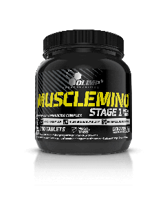 MUSCLEMINO STAGE 1 - Olimp Laboratories