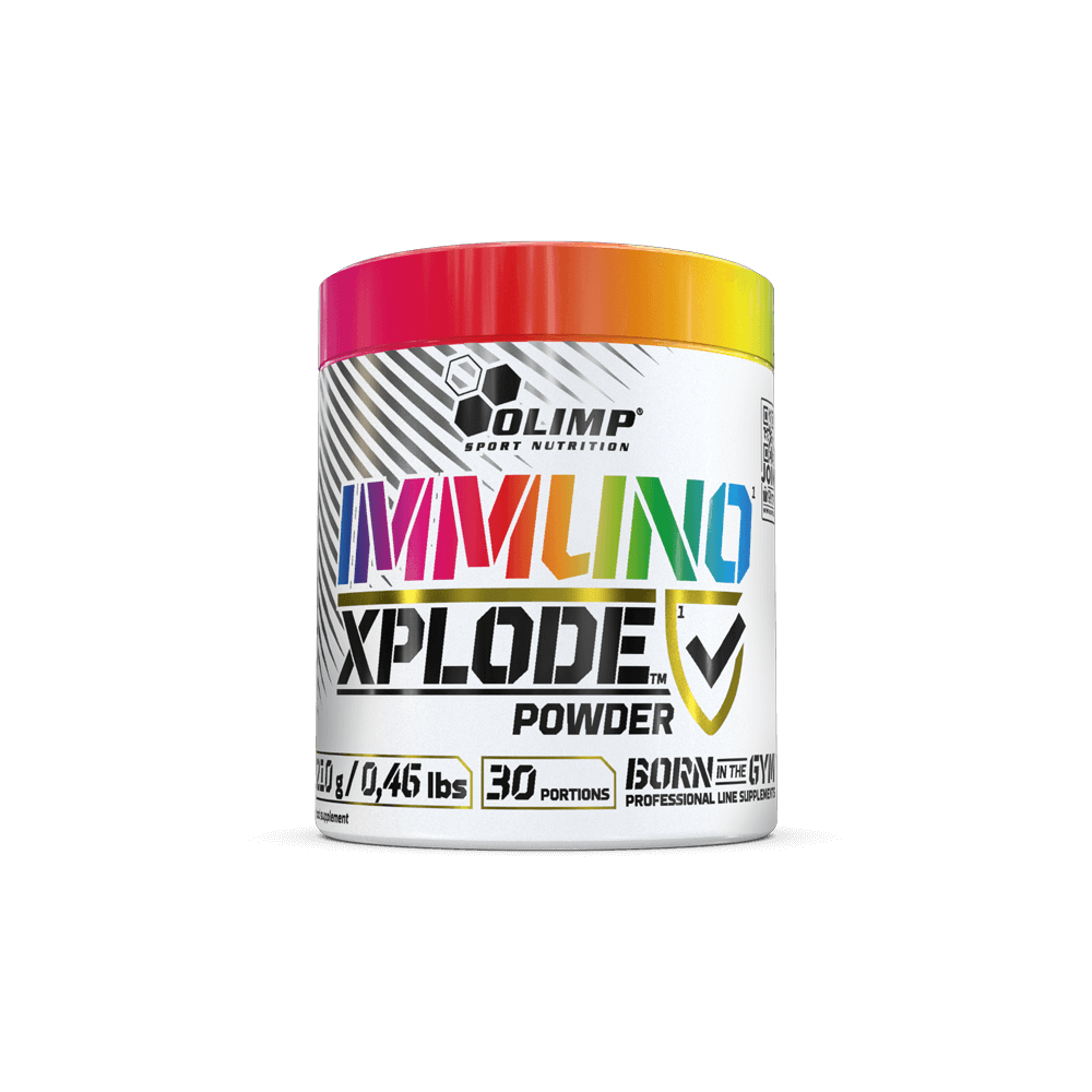 Immuno Xplode Powder - 210 g - citrus lemonade