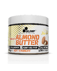 Almond Butter - Olimp Laboratories