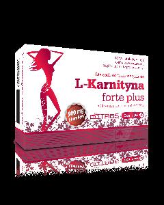 L-Karnityna forte plus - Olimp Laboratories