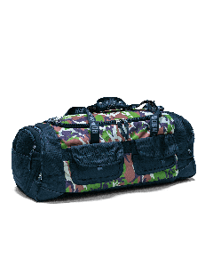 MULTIFUNCTIONAL BIG DUFFEL BAG CAMO&BLACK - Olimp Laboratories
