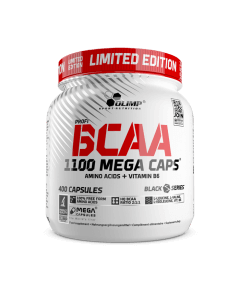 BCAA 1100 Mega Caps Limited Edition