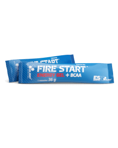 FIRE START ENERGY GEL + BCAA - 36 g - Olimp Laboratories