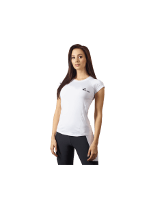 DAMSKA KOSZULKA TRENINGOWA OLIMP – WOMEN'S T-SHIRT CORE WHITE - Olimp Laboratories