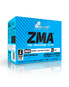ZMA - 120 gélules - Olimp Laboratories