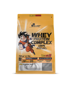 WHEY PROTEIN COMPLEX 100% DRAGON BALL Z - Olimp Laboratories