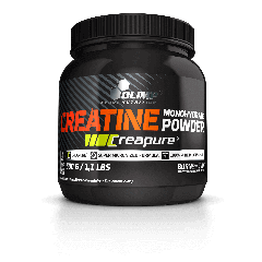 CREATINE MONOHYDRATE POWDER Creapure  - Olimp Laboratories