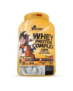 WHEY PROTEIN COMPLEX 100% DRAGON BALL Z - 2270g  - Olimp Laboratories
