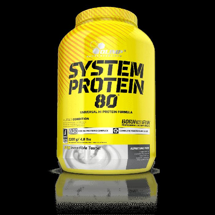 whey 80 protein per dl
