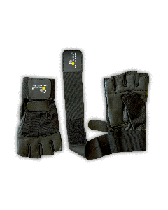TRAINING GLOVES COMPETITION  WRIST WRAP - Olimp Laboratories
