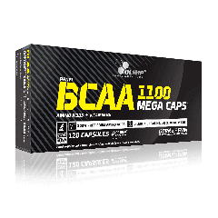 BCAA 1100 Mega Caps - Olimp Laboratories