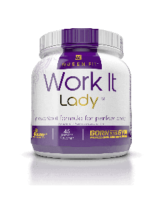 Work It Lady - Olimp Laboratories