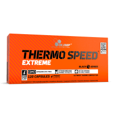 Thermo Speed Extreme Mega Caps - 120 Kapseln - Olimp Laboratories