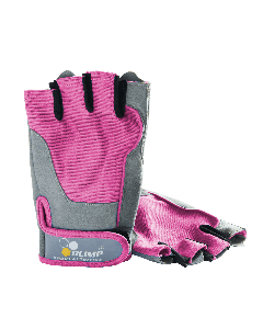 Rękawice treningowe - FITNESS ONE różowe - Olimp Laboratories