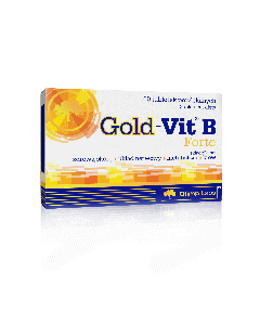 Gold-Vit B Forte - 60 tabletek - Olimp Laboratories