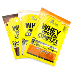 WHEY PROTEIN COMPLEX 100% - 35 g - Olimp Laboratories