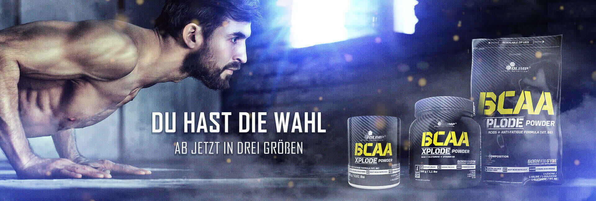 BCAA XPLODE POWDER 280g