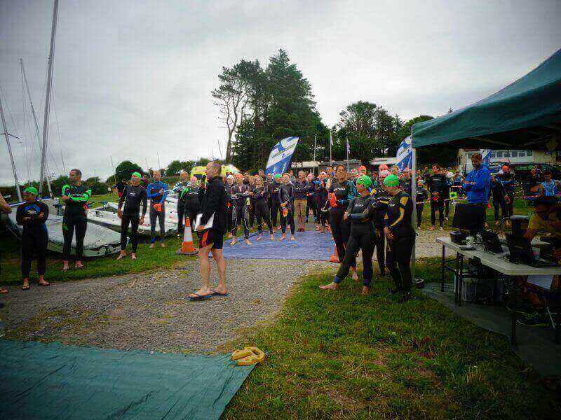 Olimp supports  Siblyback Aquathlon