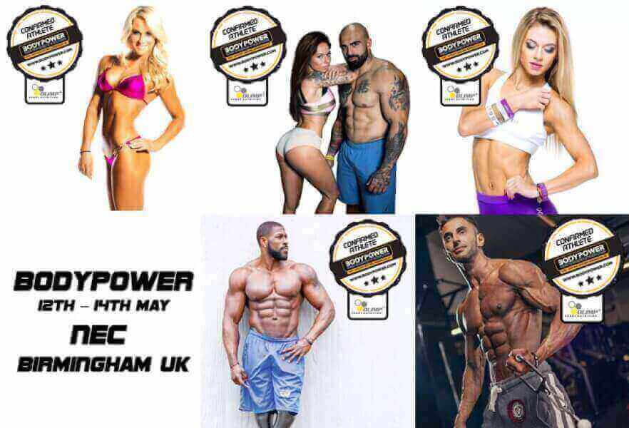 BODYPOWER NEC  Birmingham