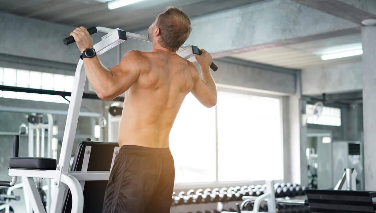 5 Übungen  mit eigenem Körpergewicht!