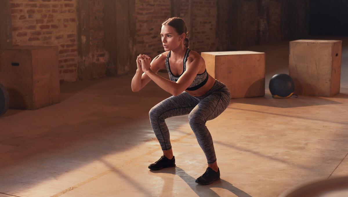 5 najlepszych ćwiczeń  na poprawę mobilności bioder!