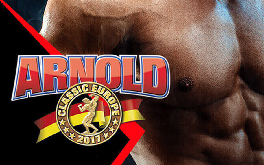 OLIMP at ARNOLD CLASSIC  EUROPE 2017