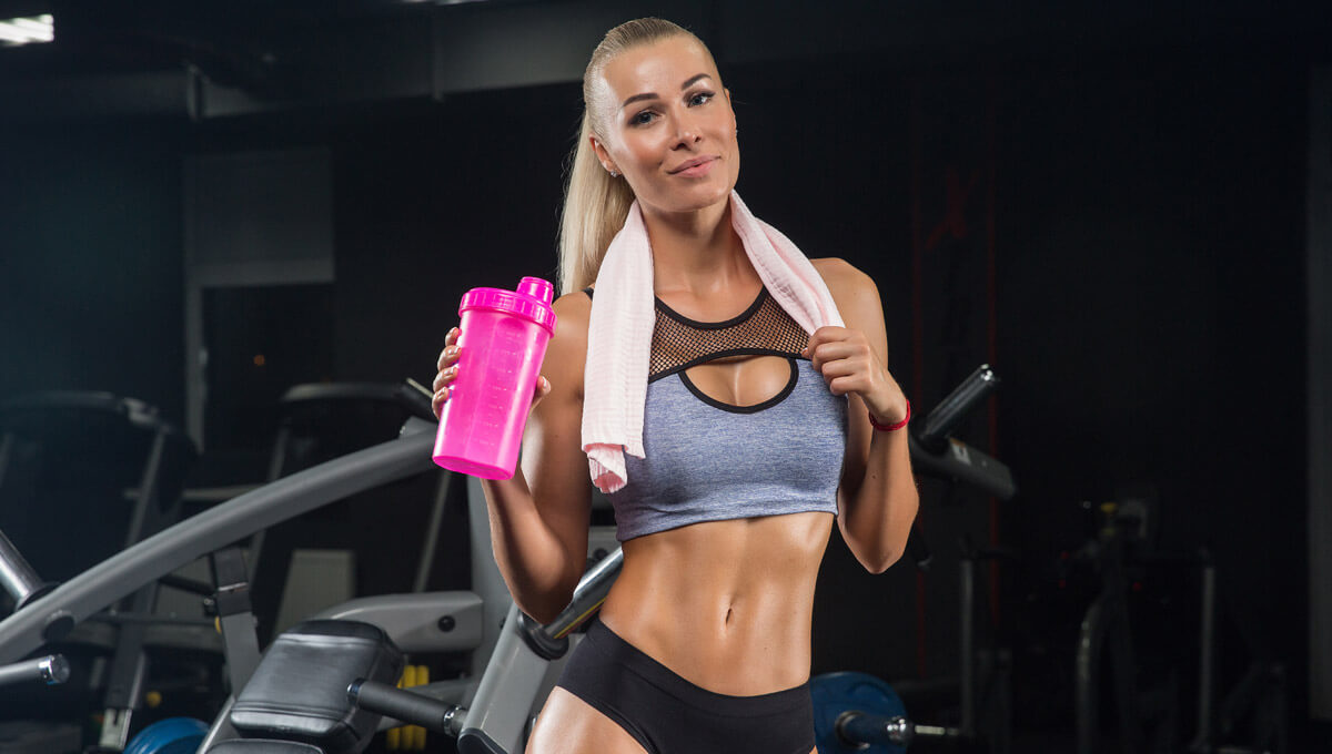BCAA for women.  Which supplement is worth choosing?