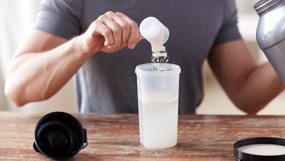 Bezlaktozowe koktajle białkowe.  Kto powinien ich spróbować?