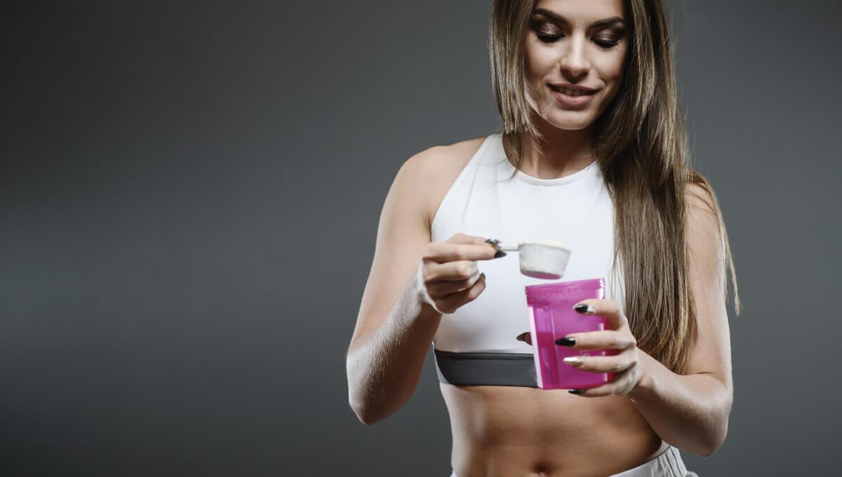 Korzyści  stosowania białka na noc.