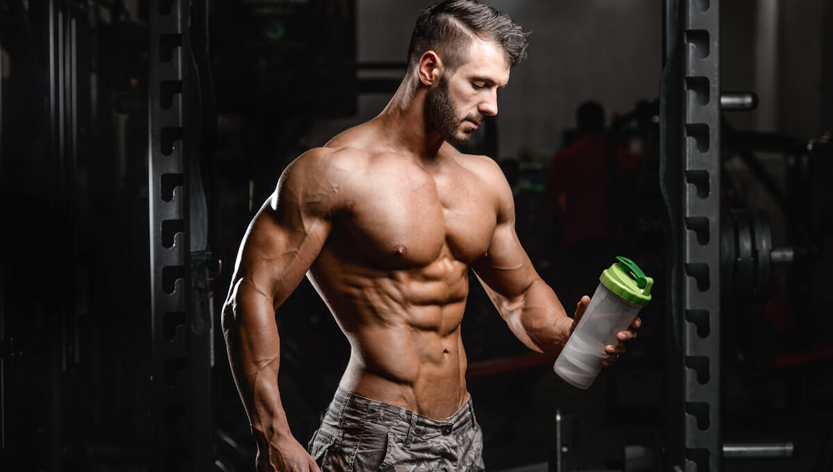 Protein after training.  Is it really worth to take it?