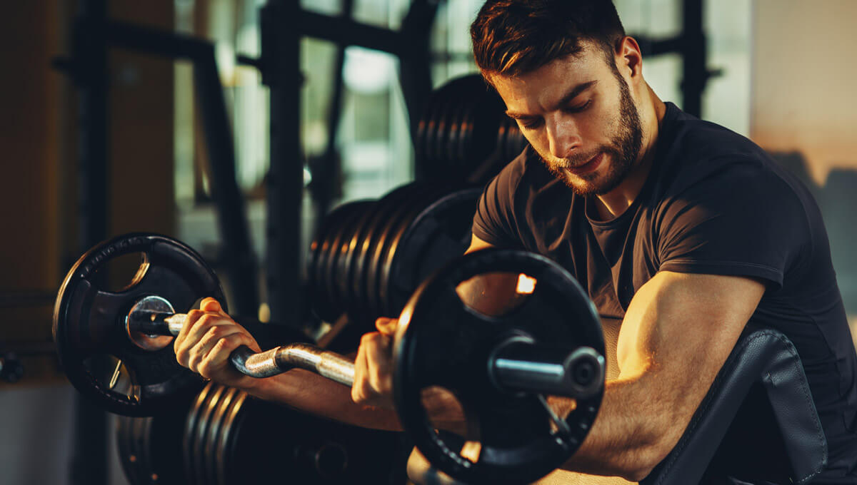 Biceps exercises.  What should you know about them?