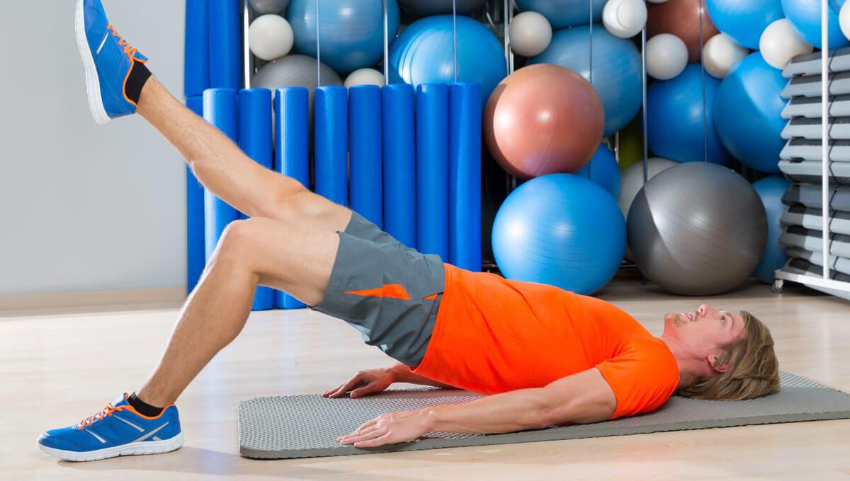 Ćwiczenia na mięśnie dwugłowe ud