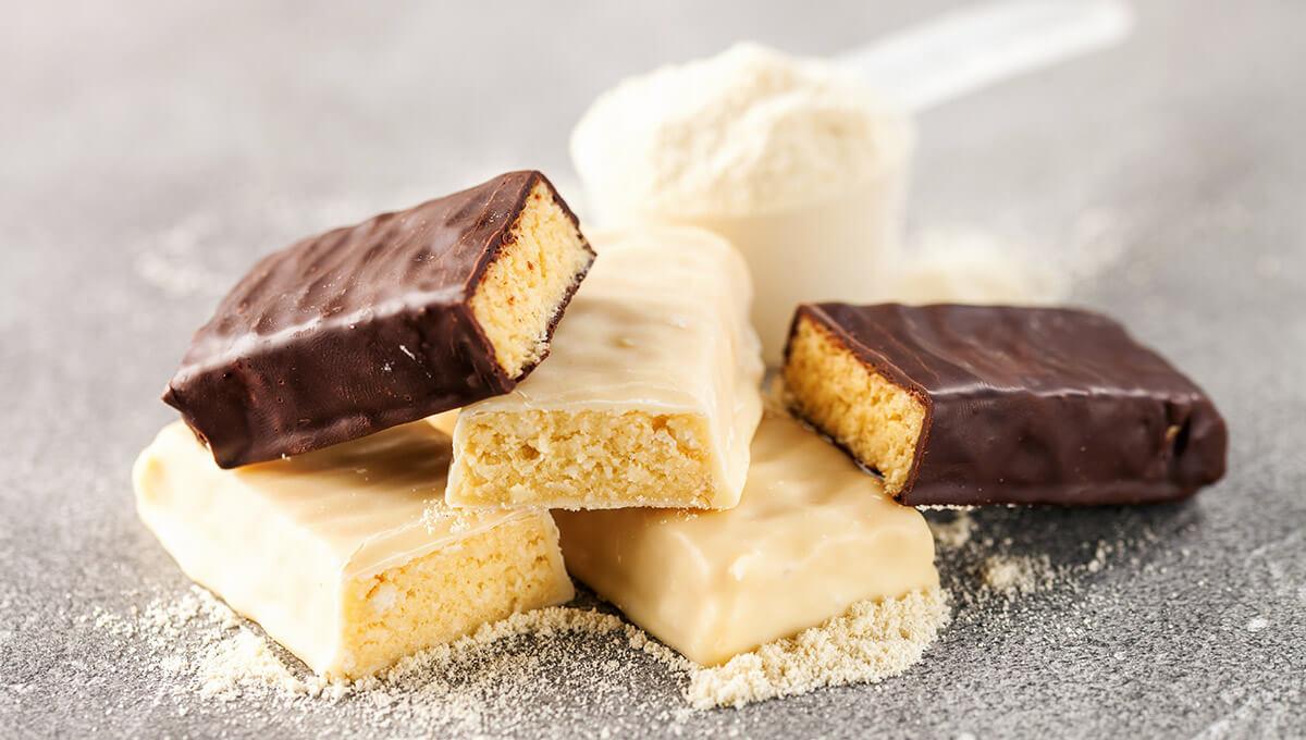 Dbasz o zdrowie, ale uwielbiasz słodycze?  Sprawdź proteinowe batony!