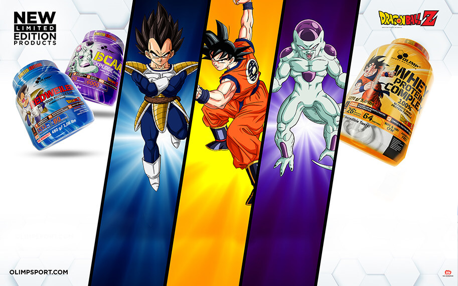 ¡La EDICIÓN LIMITADA de Dragon ball Z YA