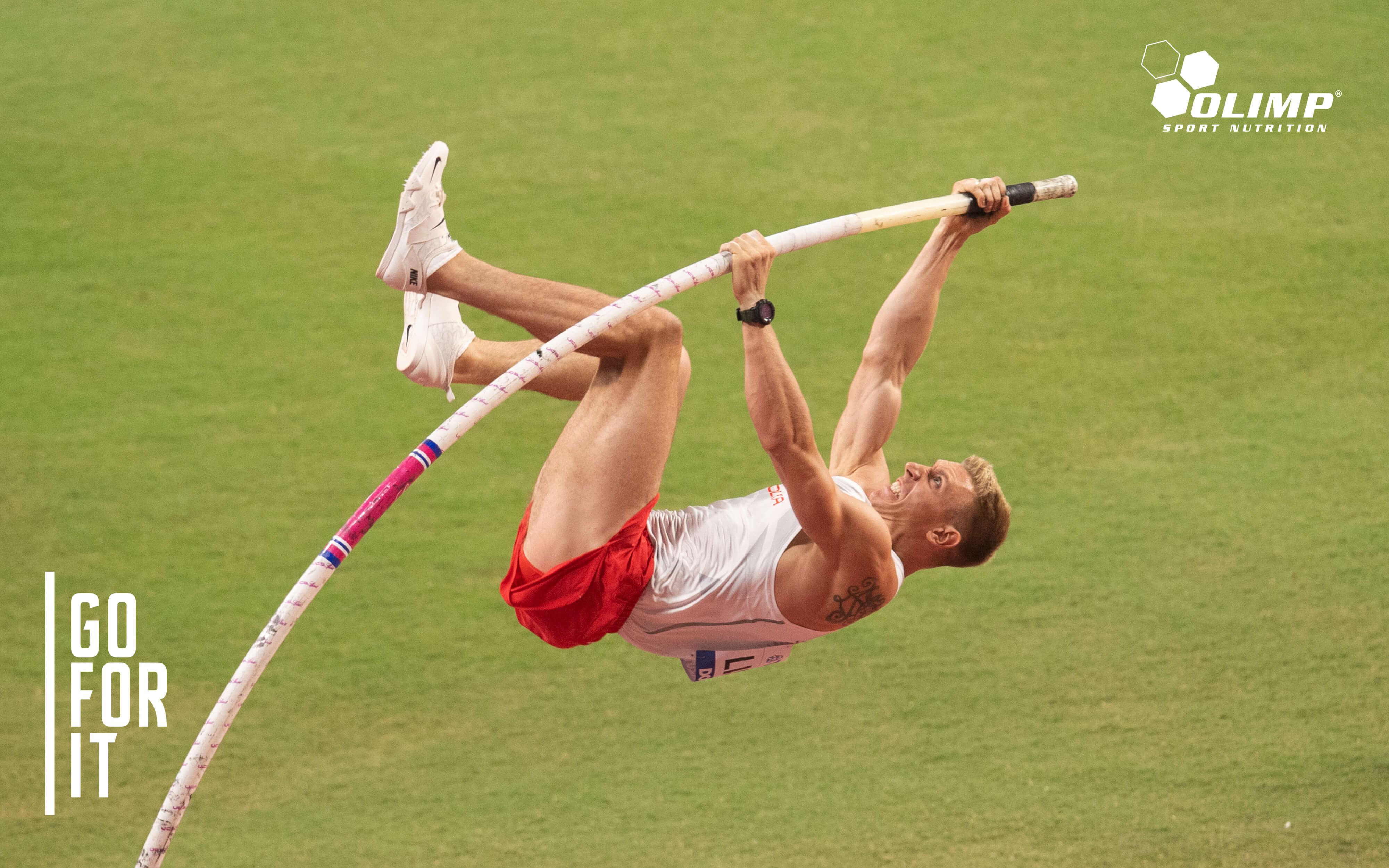 Piotr Lisek im Olimp Team!