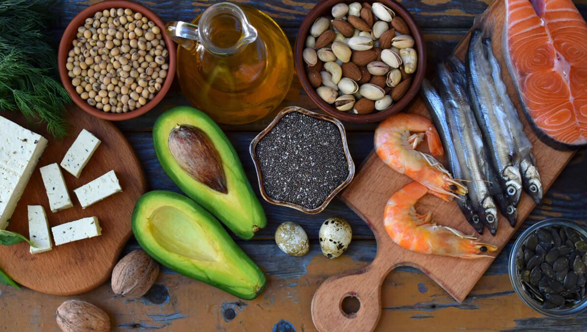 In welchen Produkten gibt es Omega-Säuren?  Sorgen Sie für Ihre tägliche Diät!