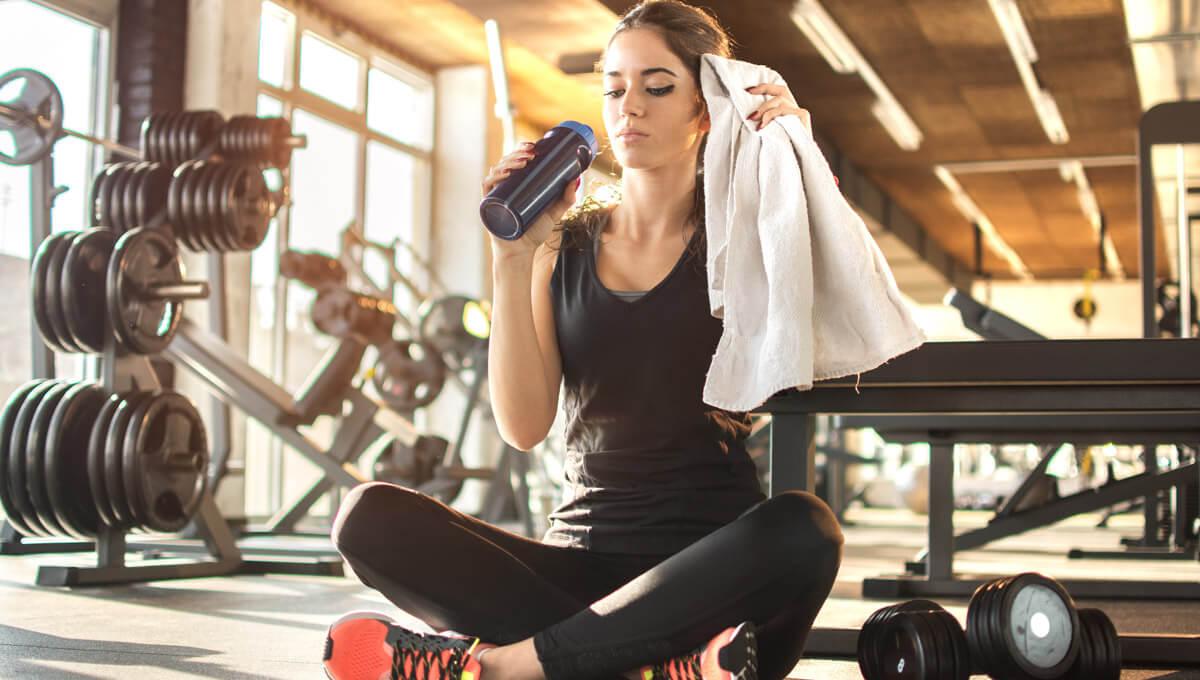 Welche Ergänzungsmittel  sollte man nach dem Training verwenden?